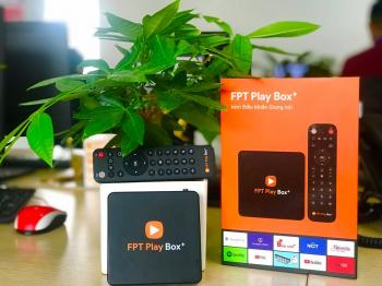 FPT Play Box+ 2020